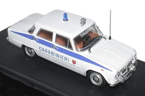 Tron Carabinieri colori 1974