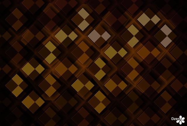 Checkered Chocolate