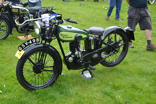 Royal Enfield A - 1939