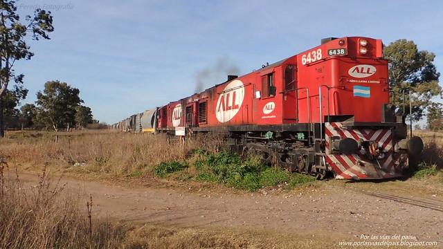 ALCO RSD35 6438 - 6461