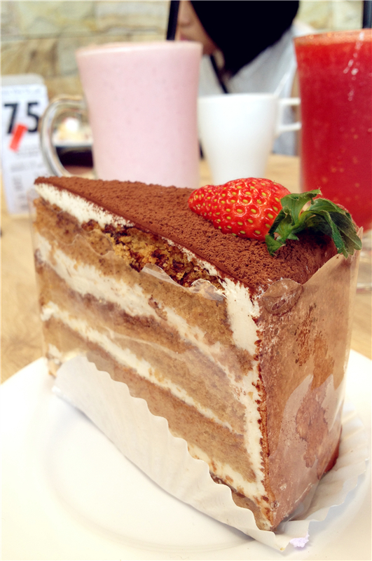 Cameron Highlands: Strawberry Moment Dessert Cafe and Strawberry Farms