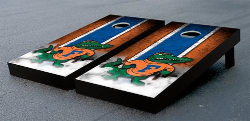 Florida UF Gators Cornhole Game Set Vintage Albert