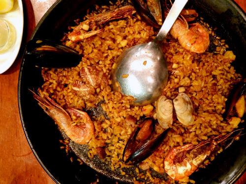 スペイン料理5