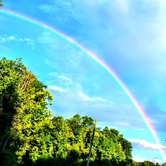 #redding #rainbow, #connecticut