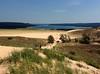 Sleeping bear dunes - glen lake