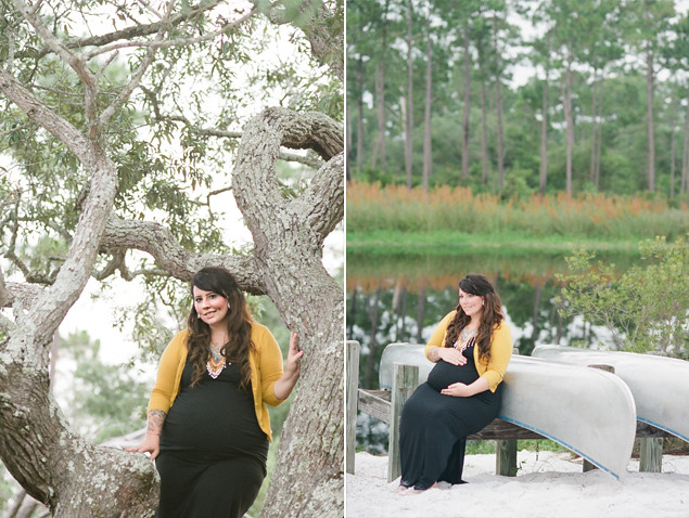 Maternity Photos - Him and Honey - Nashville, TN - The Clueless Girl's Guide
