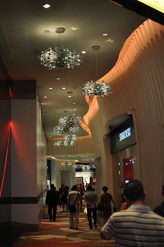 Interior Decoration of City of Dreams