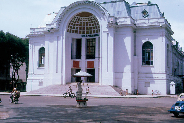 SAIGON 1965 - Nhà Văn Hóa