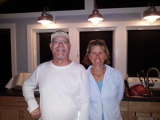 Pete and Rachel