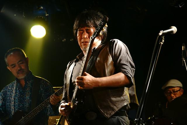 CABU live at 獅子王, Tokyo, 27 Jul 2014. 027