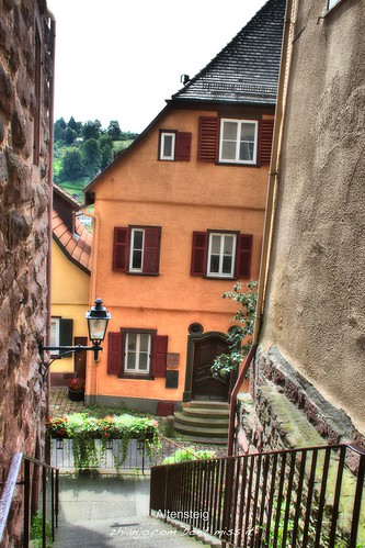 Germany, Altensteig