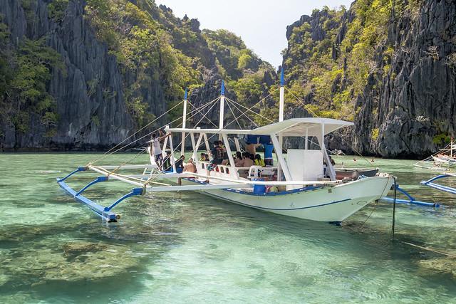 Lagoon tour | El Nido, Philippines