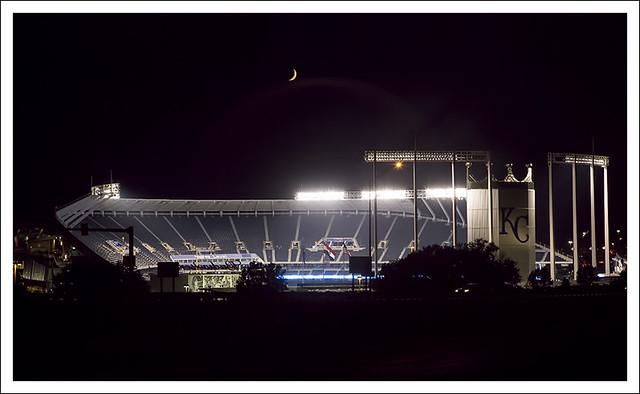 At Kauffman Stadium 19