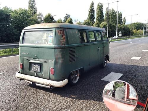 AM-83-46 Volkswagen Transporter kombi 1966