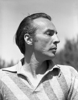 Ringling Circus choreographer George Balanchine - Sarasota