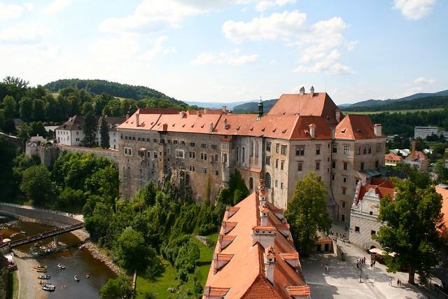 Český Krumlov Castle
