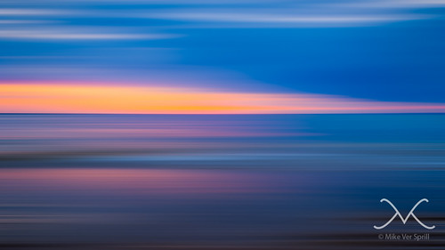 ocean sunset sun seascape abstract beach water beautiful sunrise landscape bay newjersey cool nikon colorful gorgeous sandy fineart nj motionblur shore sandyhook mv d800 michaelversprill mikeversprill milkywaymike