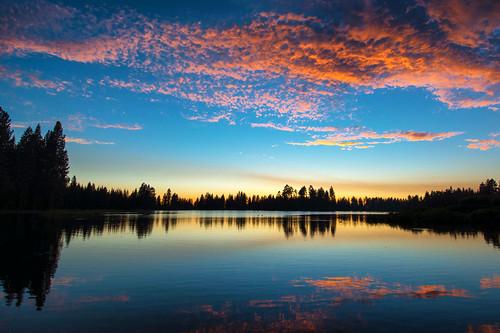 Manzanita Lake, Lassen Volcanic National Park