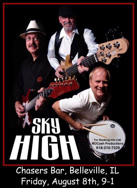 Sky High 8-8-14
