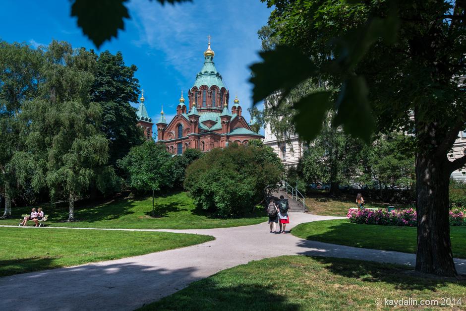 Хельсинки, Успенский кафедральный собор