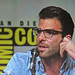 Small photo of Agent 47 panel actor Zachary Quinto