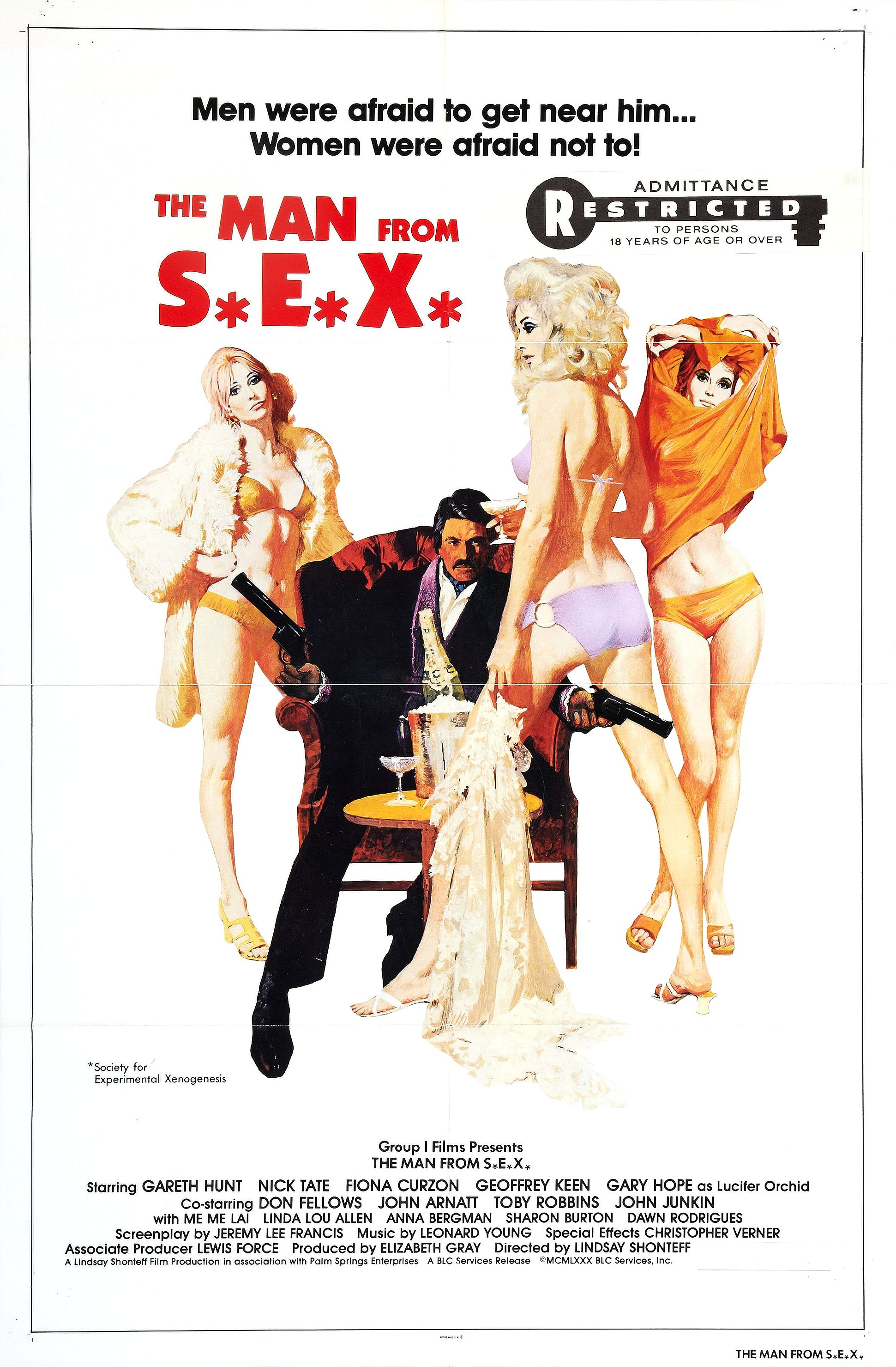 The Man from S.E.X. (1979)