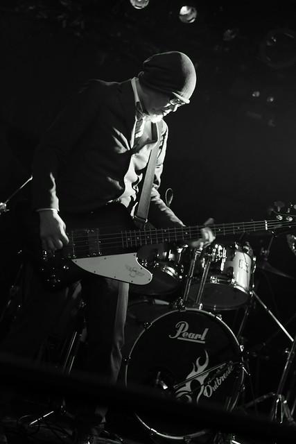 熊のジョン live at Outbreak, Tokyo, 27 Aug 2014. 058