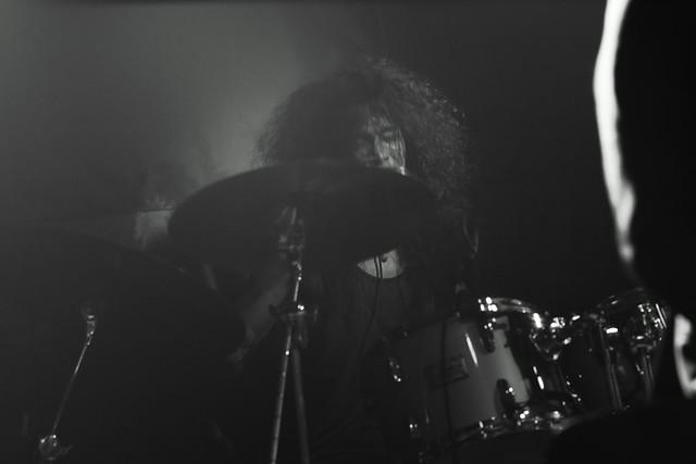 熊のジョン live at Outbreak, Tokyo, 27 Aug 2014. 155