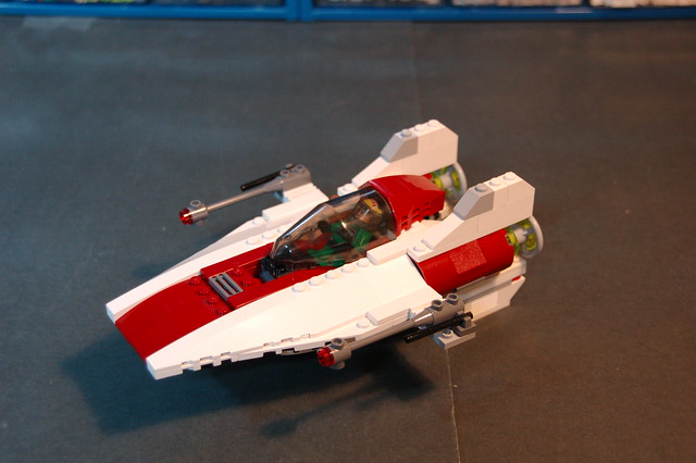 6207 - A-wing Fighter (5)