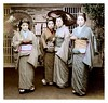 KIMONO DAYS in OLD 19th CENTURY JAPAN
