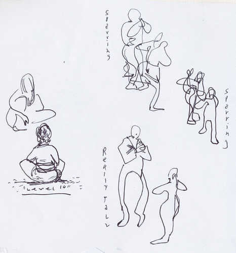 July 2014: My Life Drawing Class