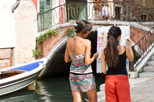 Artists Still in Venice