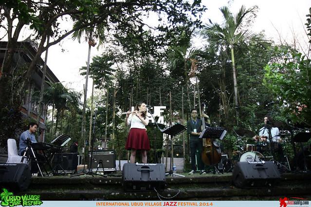 Ubud Village Jazz Festival 2014 - Erica Tucceri (4)