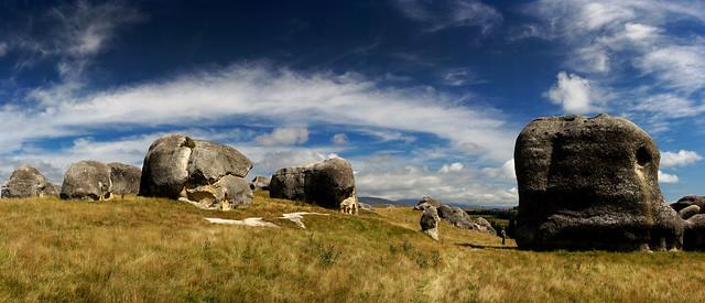 Limestone landscape.NZ