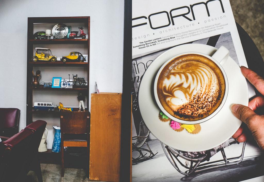 Wheeler's Yard Cappuccino