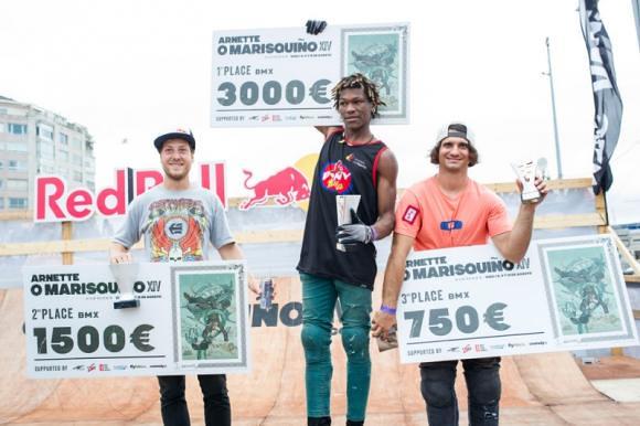 Nuevo triunfo internacional del BMX ecuatoriano