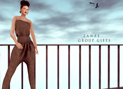 ZANZE AUGUST GROUP GIFT