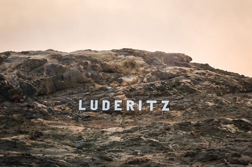Welcome to Lüderitz, Namibia