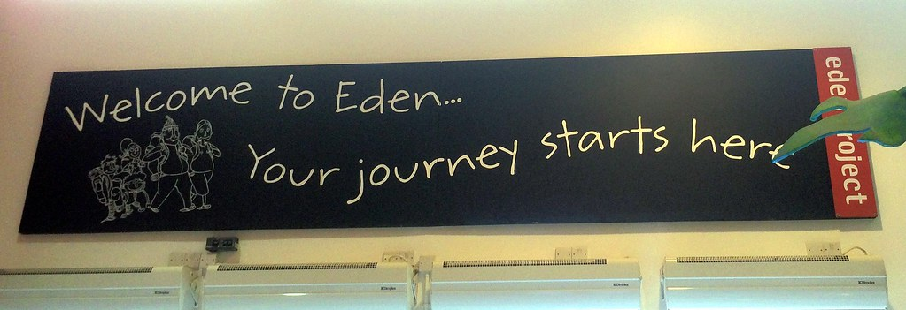 The Eden Project 2014