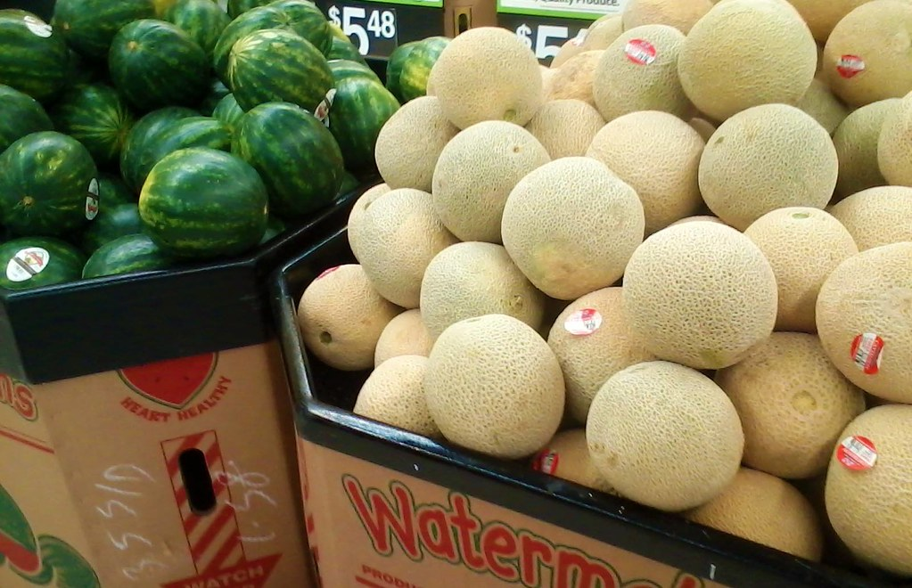 Day 229 - Melons