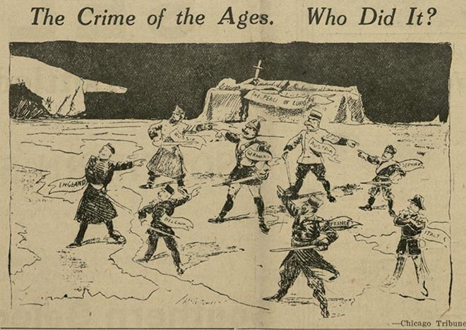 Waco Semi-Weekly Tribune Aug. 8, 1914