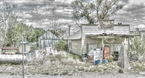 Google Street View - Pan-American Trek - Hawks Springs - The Lazy Ace