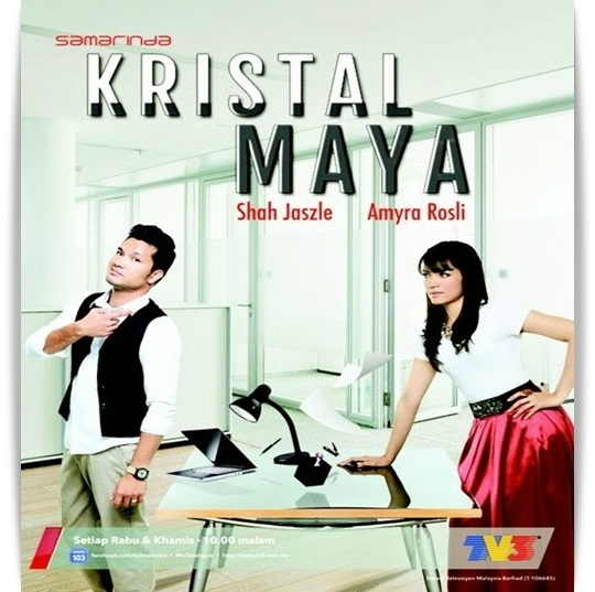SAMARINDA - Kristal Maya - Episod 4