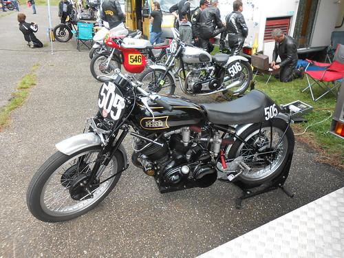 Vincent 1000 Racer 1000cc OHV