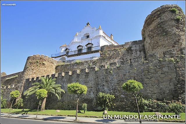 Murallas-Catedral Plasencia