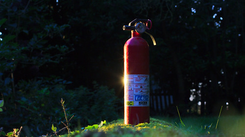 Old Fire Extinguisher | by Jannis_V