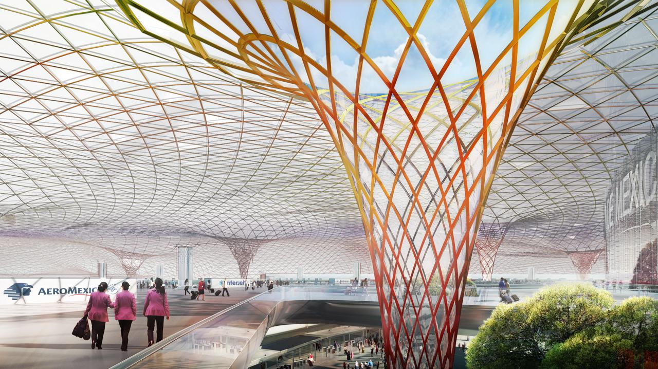 Zmcm nuevo aeropuerto internacional de la ciudad de for Puerta 6 aeropuerto ciudad mexico