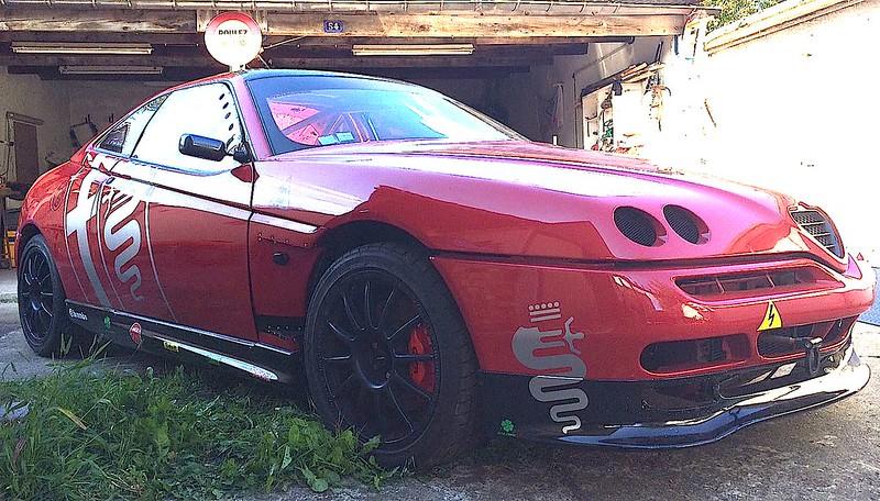 Alfa Romeo GTV-916  3.0L V6-24S Sport Club / Track Day 14949365020_0a465397c5_c