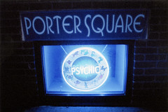 The Porter Sq. Psychic