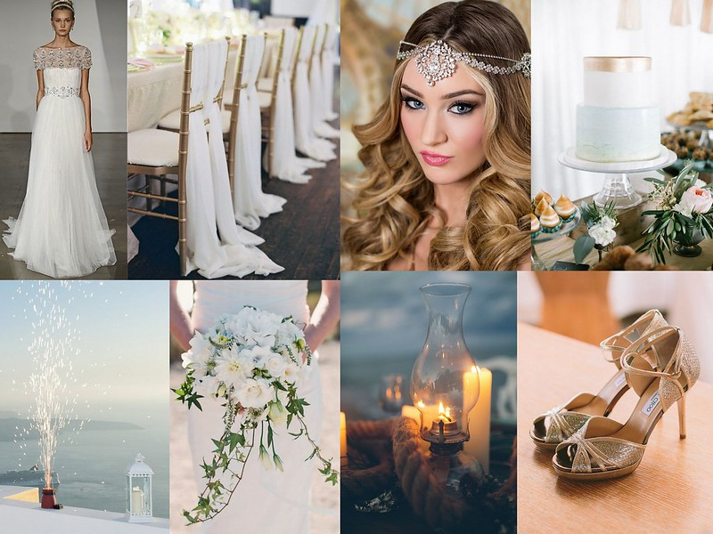 Greek destination wedding ideas and inspiration